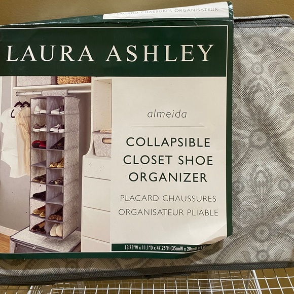 never used organizer